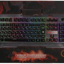 Клавиатуры - КЛАВИАТУРА ПРОВ.ИГРОВАЯ DEFENDER RENEGADE GK-640DL, 0
