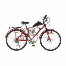 Велосипеды - Мотовелосипед Стелс, 7 скоростей, 0