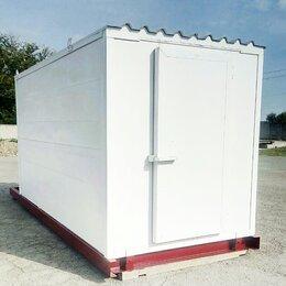 Промышленное климатическое оборудование - Холодильная камера контейнерного типа, 0