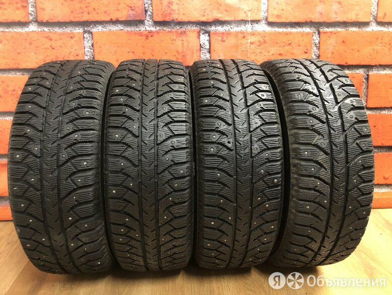 Зимние шины 185/65/R15 Bridgestone Ice Cruiser по цене 9000₽ - Шины, диски и комплектующие, фото 0