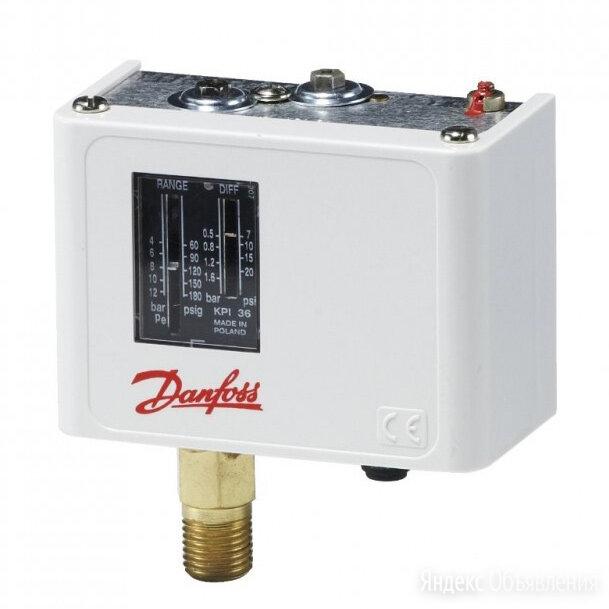 KPI-38 реле давления (060-508166) по цене 5214₽ - Элементы систем отопления, фото 0