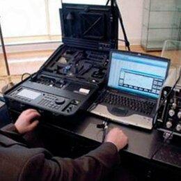 Охрана и безопасность - Проверка, на наличие каналов утечки информации, 0