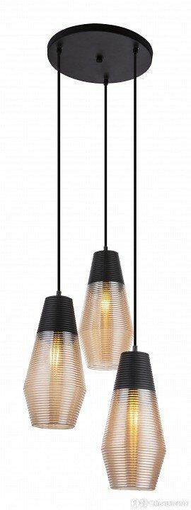Подвесной светильник Globo Wayne 15043-3 по цене 25780₽ - Люстры и потолочные светильники, фото 0
