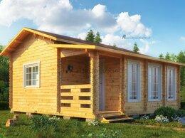 Готовые строения - Садовый домик 6х6 «Постой дачника», 0