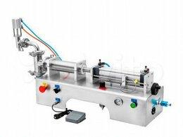 Производственно-техническое оборудование - Дозатор жидкостный, поршневой LPF-500T-M, 0