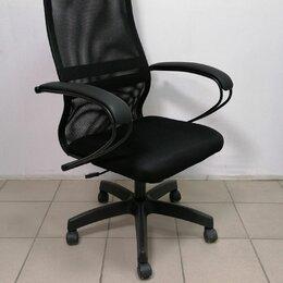 Компьютерные кресла - КРЕСЛО ОФИСНОЕ МЕТТА SU-BP-8 (ЧЕРНЫЙ), 0