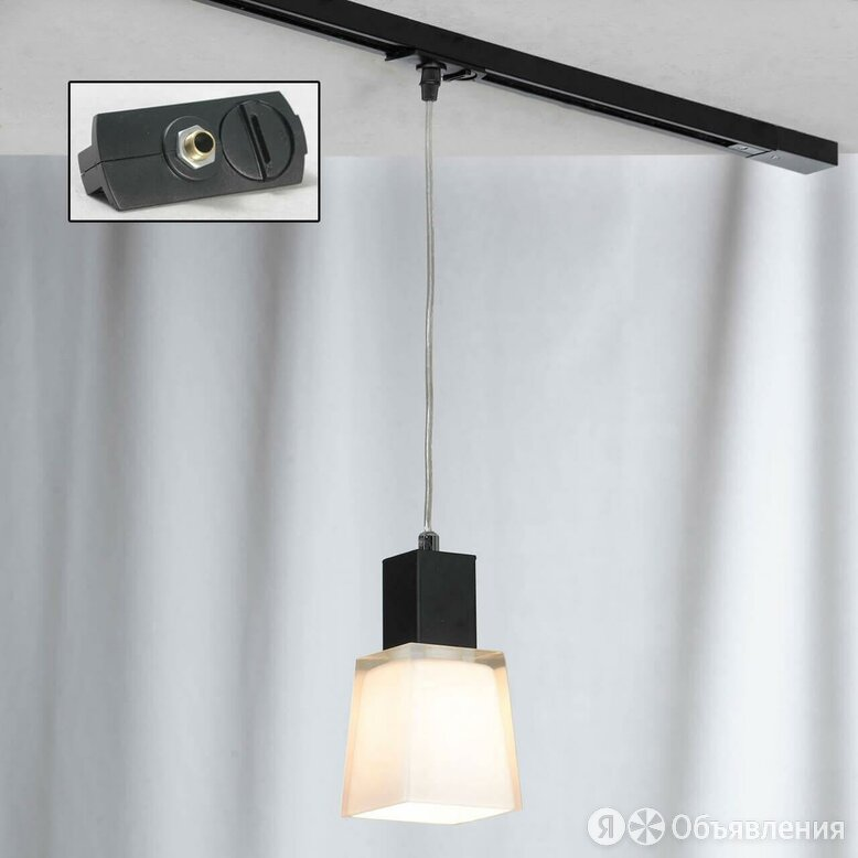 Трековый светильник однофазный Lussole Track Lights LSC-2506-01-TAB по цене 3990₽ - Споты и трек-системы, фото 0