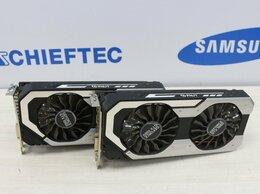 Видеокарты - Видеокарта Palit GeForce GTX 1060 JetStream 3GB, 0