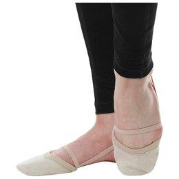 Обувь для спорта - Получешки, микрофибра, махровая подкладка, размер 34-35, 0