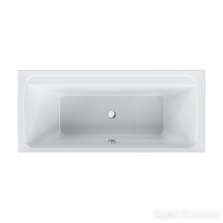 Ванна акриловая 170х75 см AM.PM Inspire 2.0 W52A-170-075W-A по цене 25090₽ - Полки, шкафчики, этажерки, фото 0