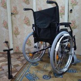 Устройства, приборы и аксессуары для здоровья - Коляска инвалидная прогулочная , 0