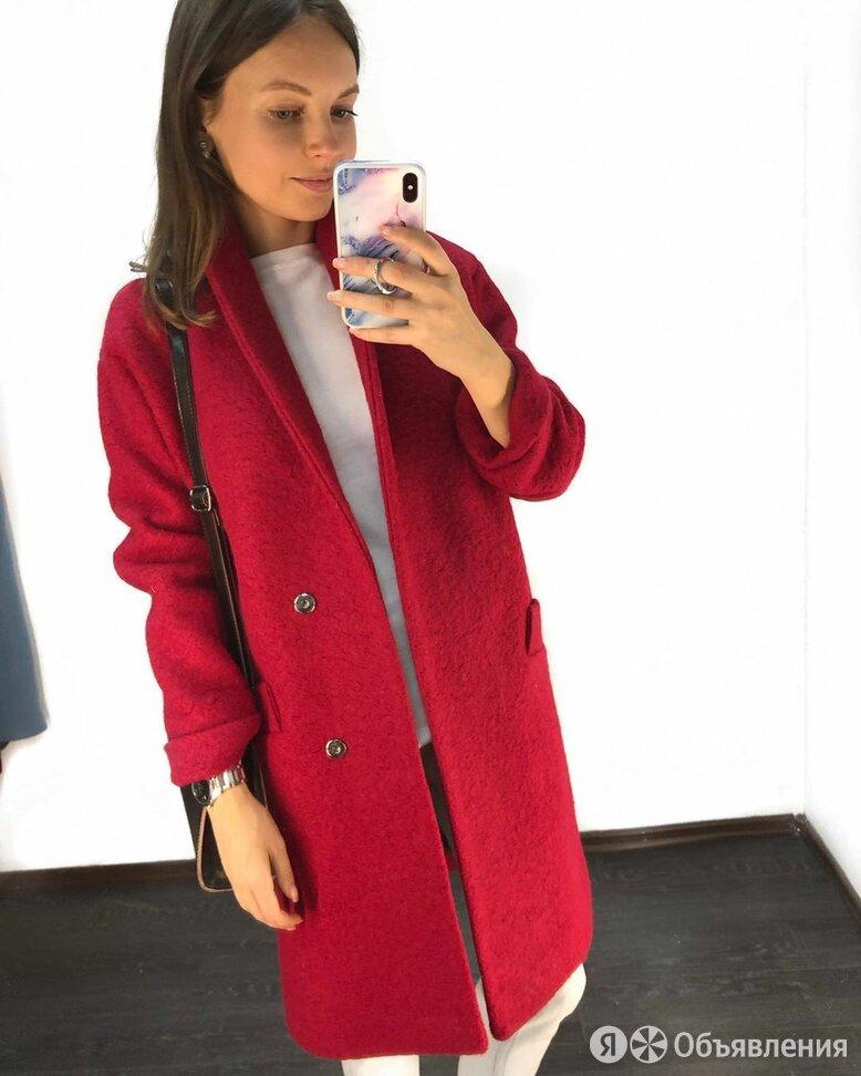 Пальто женское осень по цене 5990₽ - Пуховики, фото 0