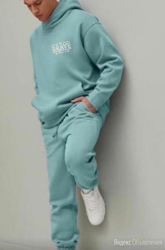 Тёплый мужской спортивный костюм р-ры 44-56 по цене 2790₽ - Спортивные костюмы, фото 0