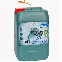 Дезинфицирующие средства - Средство для дезинфекции Kenaz Desinfection Plus, 5 л, 0