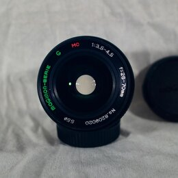 Объективы - MC Maginon-Serie G 28-70mm./1:3,5-4,5 (OM), 0