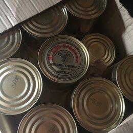 Продукты - Тушёнка армейская 525 грамм, 0