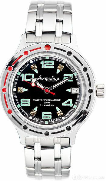 Наручные часы Восток 420334 по цене 5290₽ - Наручные часы, фото 0