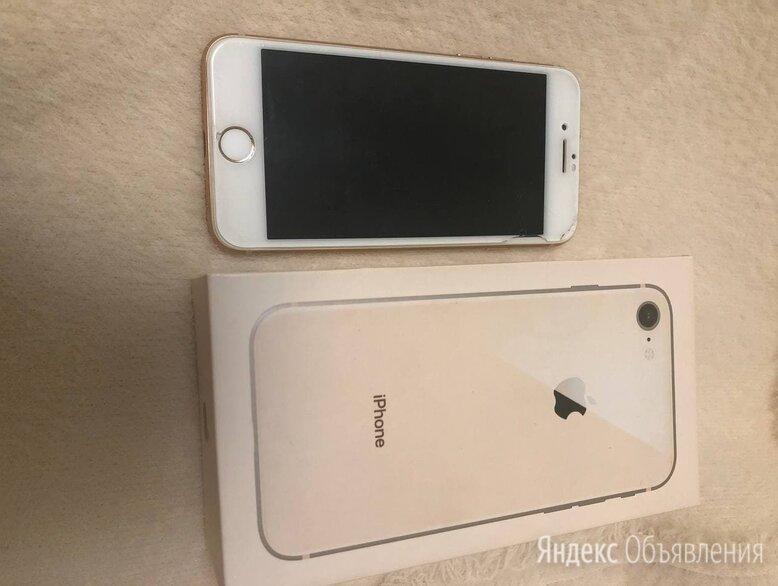 Iphone 8 rose gold 64 gb по цене 14500₽ - Мобильные телефоны, фото 0