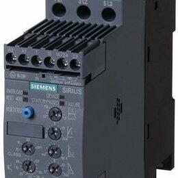 Промышленные компьютеры - Устройства плавного пуска SIRIUS 3RW4024-1BB04, 0