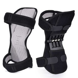 Аксессуары - Бандаж-фиксатор колена Nasus Sports Power Knee, 0