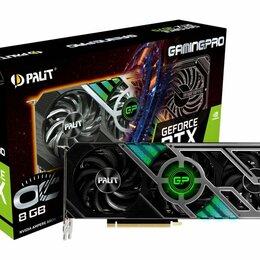 Видеокарты - Palit GeForce RTX 3070 GamingPro OC (LHR) NE63070S19P2-1041A, 0