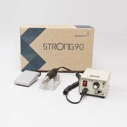 Принадлежности для салонов красоты - Аппарат для маникюра и педикюра Strong 90N/102, 0