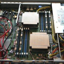 Серверы - Новый сервер 1U 2xXeon X5670/32Гб/12 ядер 24 потока, 0