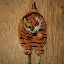 Рюкзаки и сумки-кенгуру - Рюкзак детский тигренок, 0