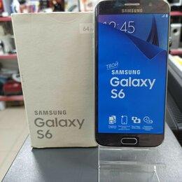 Мобильные телефоны - Samsung galaxy s6 3\32 гб , 0