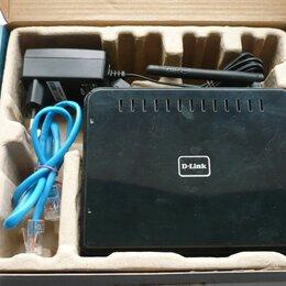 Оборудование Wi-Fi и Bluetooth - Wifi роутер D-link DIR-300, 0