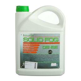 Аксессуары, комплектующие и химия - Жидкость для дым машин EcoFog Dense плотный долгий дым, 4,7 л, 0