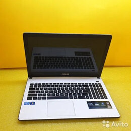 """Ноутбуки - Asus X501 белый, симпотичный 15.6"""", 0"""