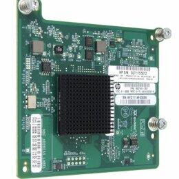 GPS-трекеры - Модуль расширения BLc G8 QLogic QMH2572 DP 8GB FC HBA P/N:651281-B21, 0