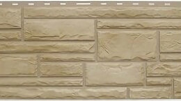 Фасадные панели - Панель Камень, Известняк, 1130х470мм, 0