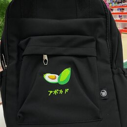 Рюкзаки, ранцы, сумки - Рюкзак с карманом, 0
