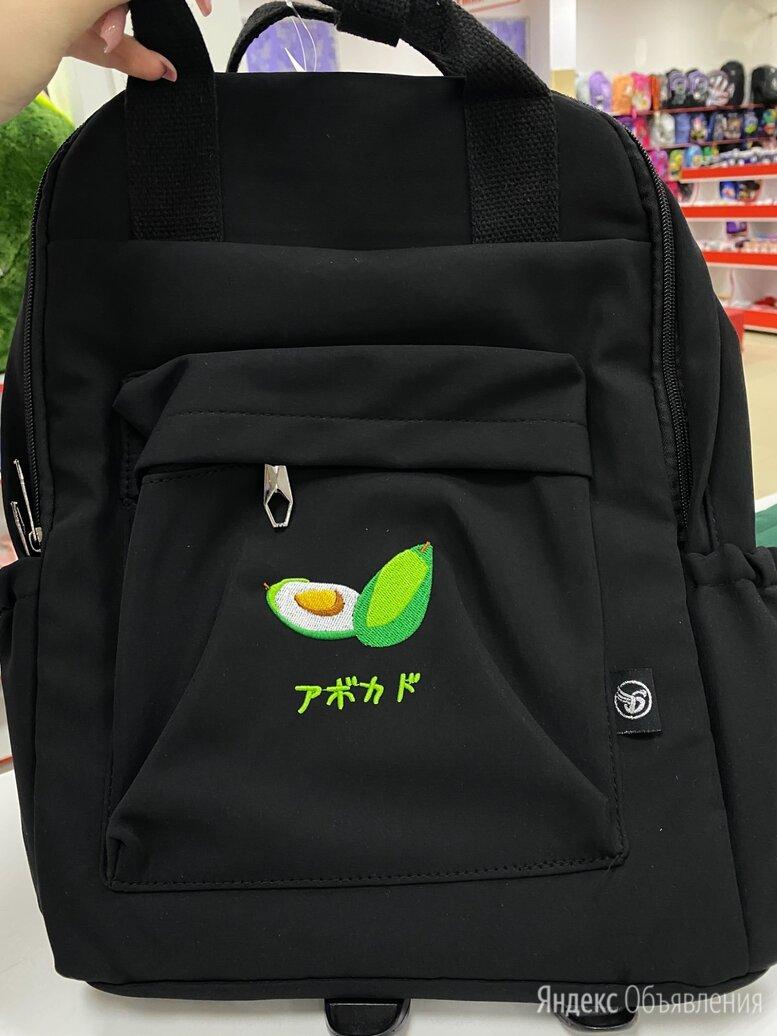 Рюкзак с карманом по цене 950₽ - Рюкзаки, ранцы, сумки, фото 0