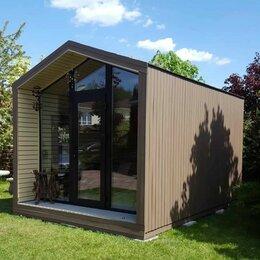 Готовые строения - Каркасный дом для круглогодичного проживания, 0