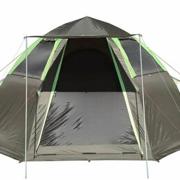 Палатки - Летняя палатка - шатёр Лотос 5 Мансарда М(модель 2021г) Новая Гарантия, 0