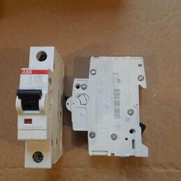 Электрические щиты и комплектующие - Автоматический выключатель 1p abb, 0