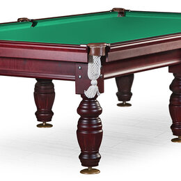 Столы - Бильярдный стол для русского бильярда «Дебют» (мах, 0