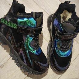 Ботинки - Ботинки для девочек зима, 0