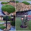 Садовые пластиковые бордюры для дорожек и клумб Канта по цене 59₽ - Заборчики, сетки и бордюрные ленты, фото 8