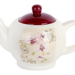 Аксессуары - Чайник заварочный 1000мл Орхидея, 0