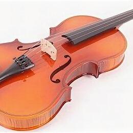 Смычковые инструменты - Mirra VB-290-4/4 Скрипка 4/4 в футляре со смычком, 0