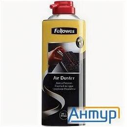 Чистящие принадлежности - Fellowes Баллон со сжатым воздухом Fs-99749(01) (350 мл вещества), 0