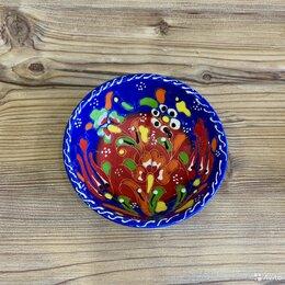 Бокалы и стаканы - Пиала керамическая 12 см Турция, 0