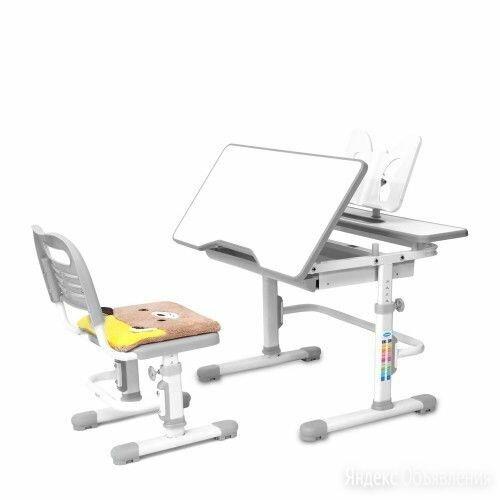 Комплект RIFFORMA-07: парта + стул + мягкий чехол по цене 9990₽ - Компьютерные и письменные столы, фото 0