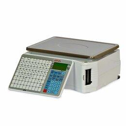 Весы - Весы с печатью этикеток АТОЛ LS5X (Без стойки, лицензия FDU, арт. 38409), 0