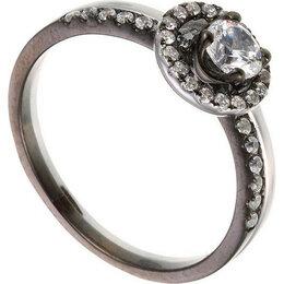 Комплекты - Element47 кольцо серебро вес 2,82 вставка фианит арт. 741988, 0
