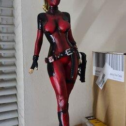 Дизайн, изготовление и реставрация товаров - Фигурка на заказ Lady deadpool 25см, 0